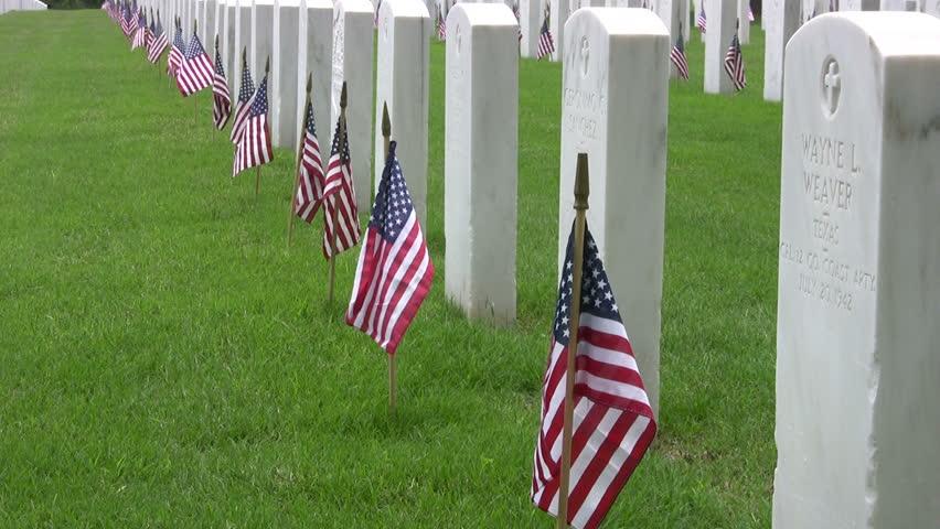 Stock Video Clip Of Video Of The Fort Sam Houston Veterans