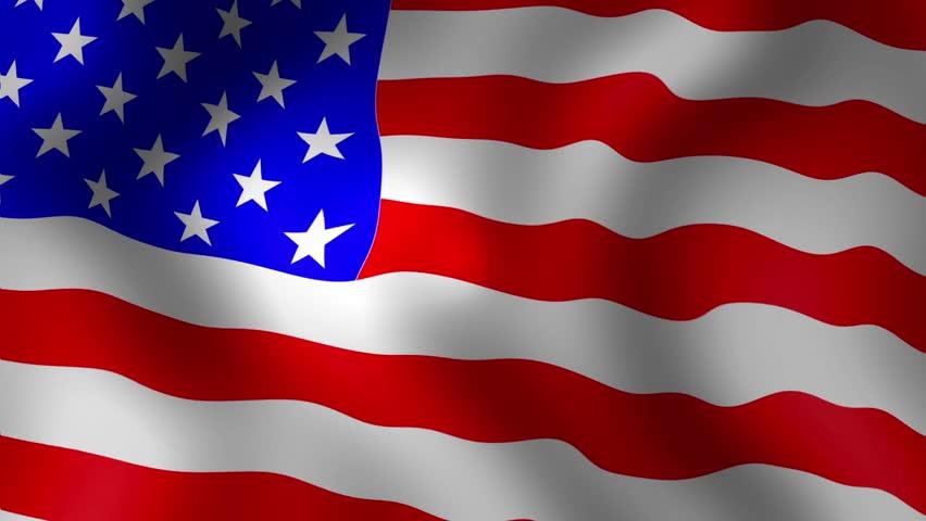 fd25af32176 Usa American Flag - Looping