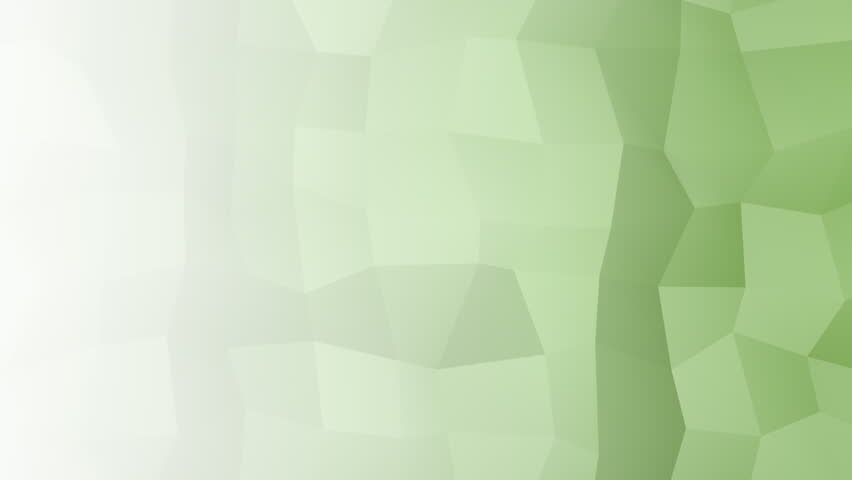 abstract green gradient background in seamless dynamic motion (FULL HD)