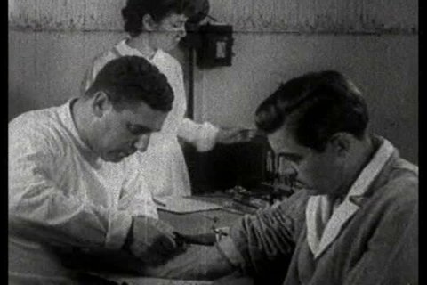 1930s - A 1930s era film depicting the Los Angeles Sanitarium and Expatients Home, operated by the Jewish Consumptive and Expatients Relief Association.