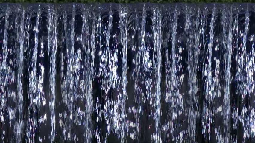 Waterfalls 240fps LM01 Slow Motion x16 | Shutterstock HD Video #4080727