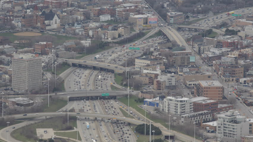 Traffic Jam >> Kennedy expressway Footage #page 2 | Stock Clips