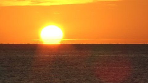 Sunset at Ibiza, Spain time-lapse/Sunset at Ibiza time-lapse