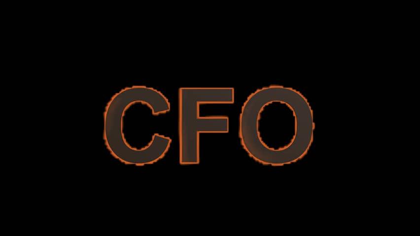 Header of cfo