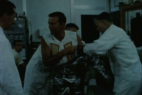 1960s - A 1960s film about U.S. military rockets and space shuttles