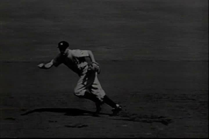 1940s - The New York Yankees play at Yankee Stadium in 1946.