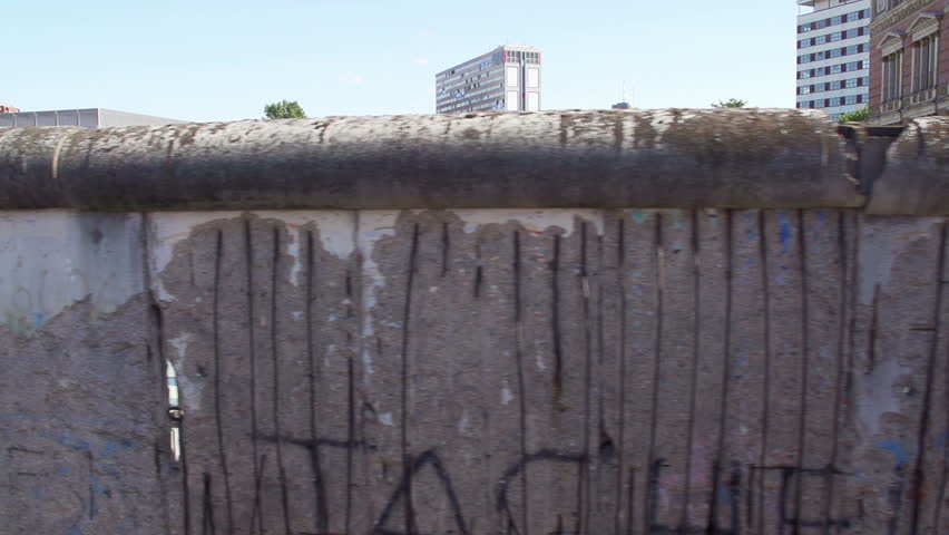 Wall remains Berlin