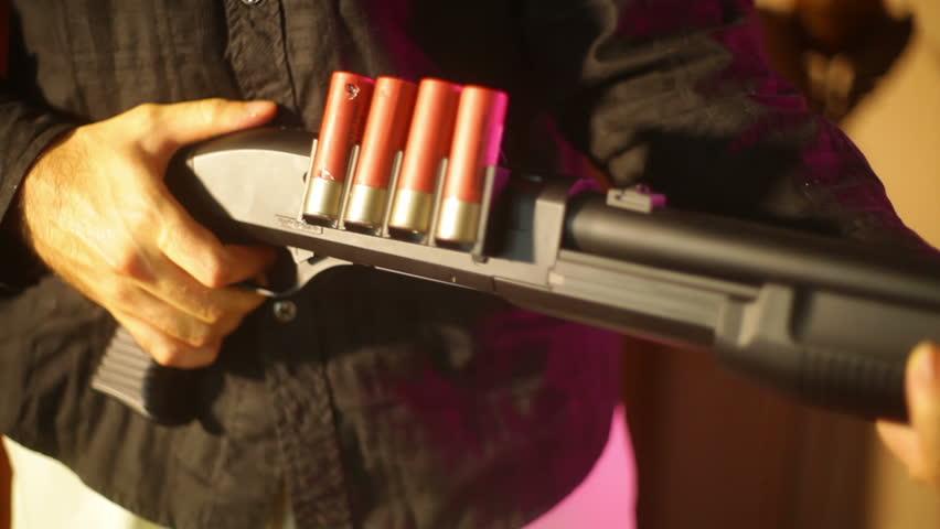 Header of shotgun