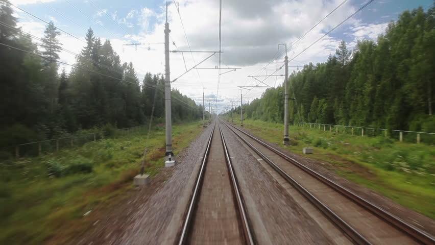 Header of railway