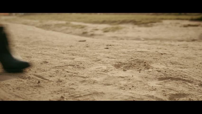 Woman walking | Shutterstock HD Video #4547921