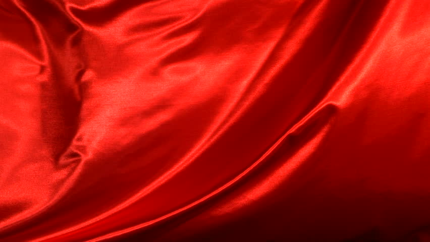Red silk fabric blowing in the wind   Shutterstock HD Video #4617263