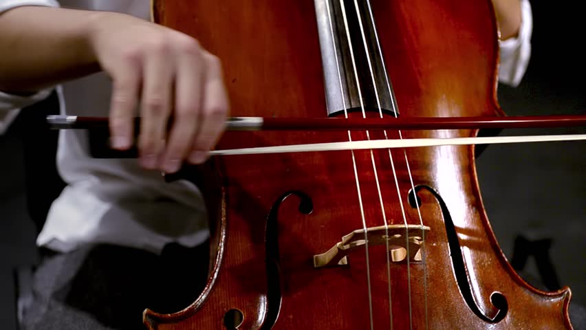 Header of cello