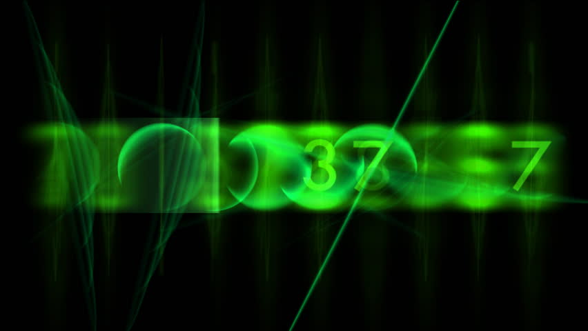 Random electronic numbers flashing in a seamless loop   Shutterstock HD Video #466801