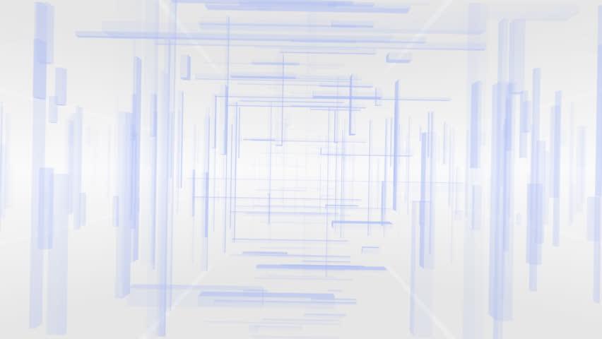 Fly through digital space.   Shutterstock HD Video #469291