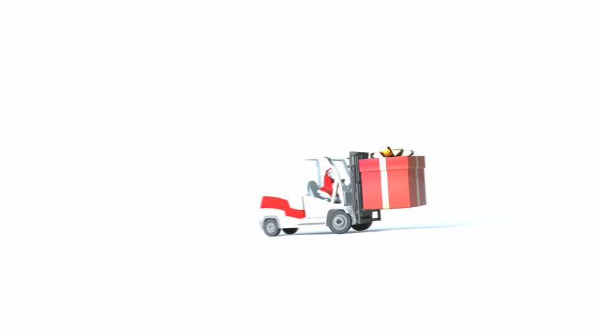 Santa loader version 1