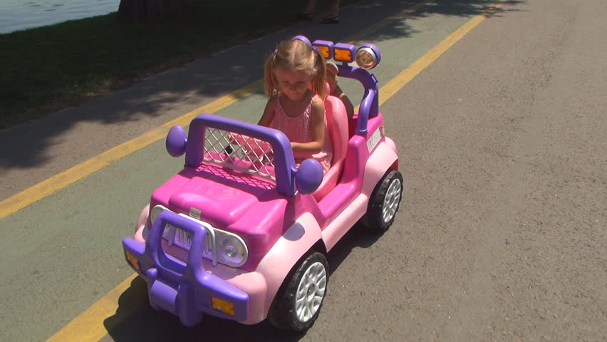 Child Driving A Toy Car Stock Footage Video 100 Royalty Free 4780841 Shutterstock