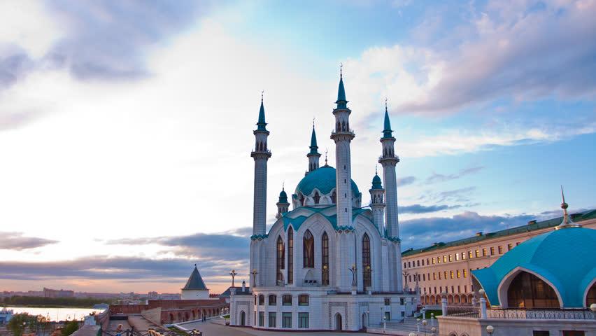 Qolsharif Mosque, Kazan, Tatarstan