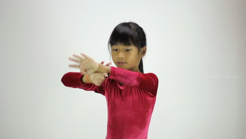 Black Teen Ballet Dancer Stock Footage Video 4784327  Shutterstock-4967