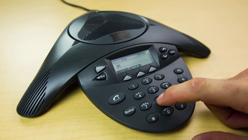 how to set up a video conference call