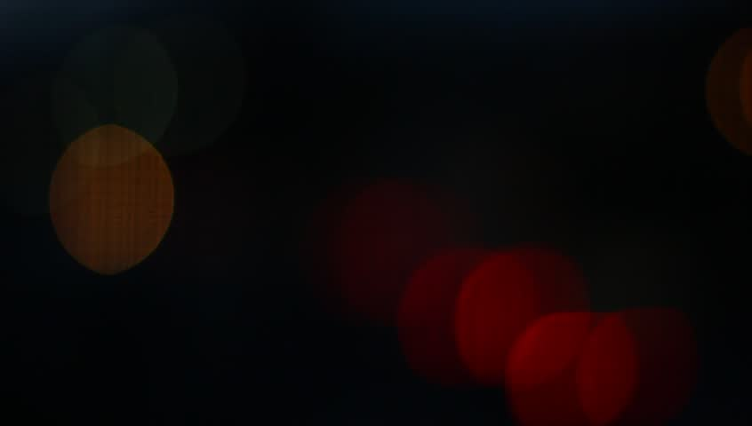 Blurred bokeh traffic lights   Shutterstock HD Video #5011871