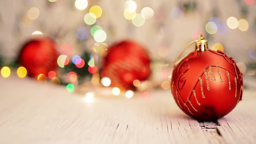 Christmas Decoration | Shutterstock HD Video #5106401