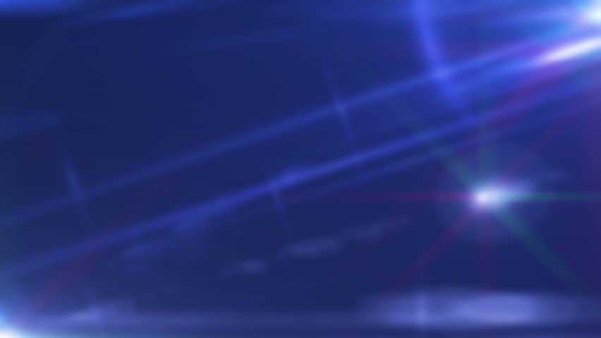 Blue Lens Flare Abstract Background | Shutterstock HD Video #5129357