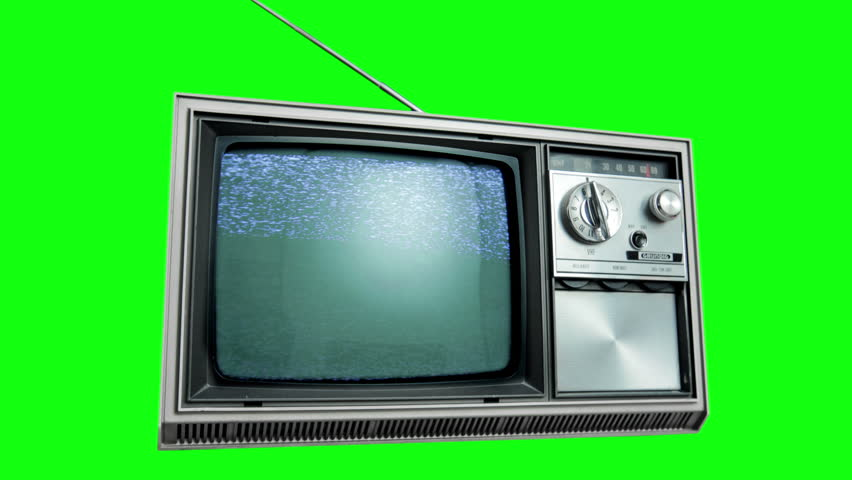Television vintage | Shutterstock HD Video #5152151