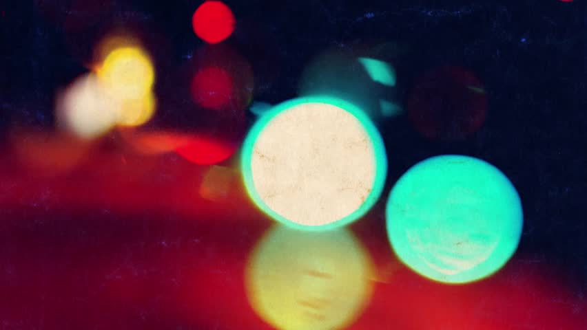 Blend of colorful lights in animated effects over a rough background - 1080p - full HD, 1920x1080