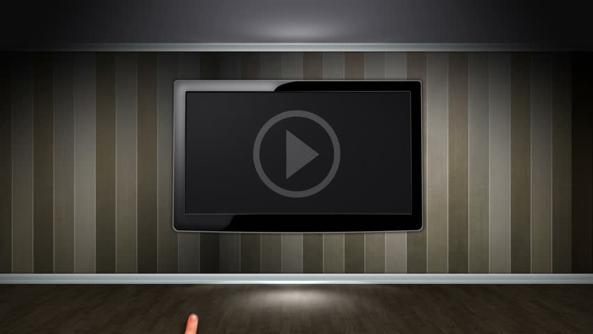 Business Concept in Monitor and Room | Shutterstock HD Video #5223731
