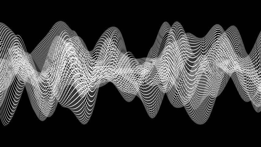 Lines on curved surfaces.