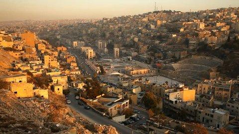 Amman - capital of Jordan
