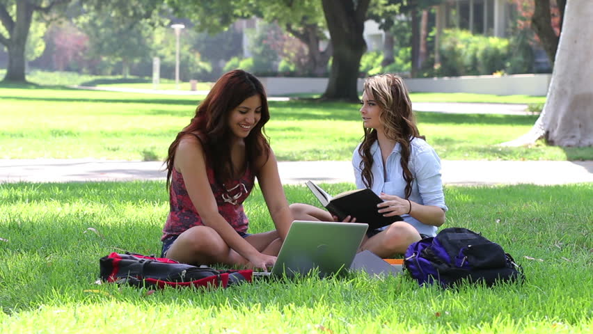 Image result for studying on campus