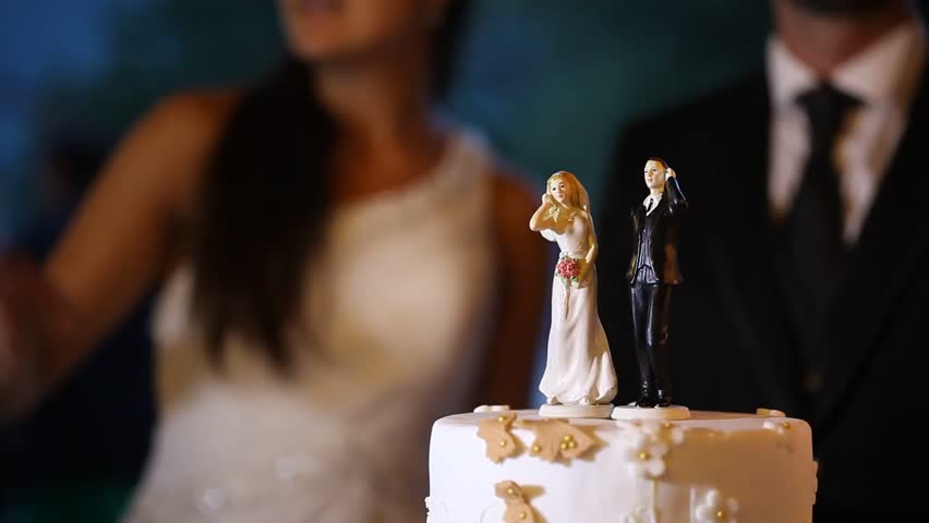 Header of cake