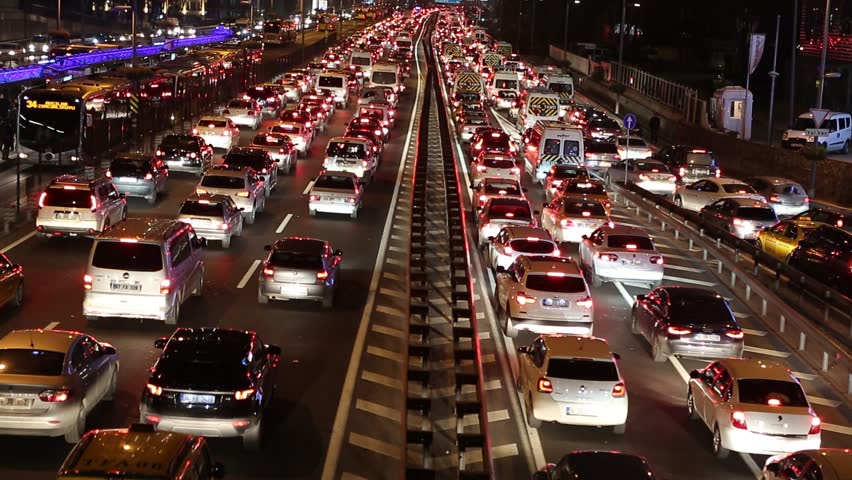 Image result for traffic in istanbul