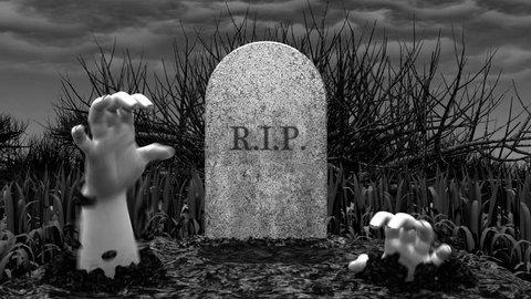 Cemetery Zombie