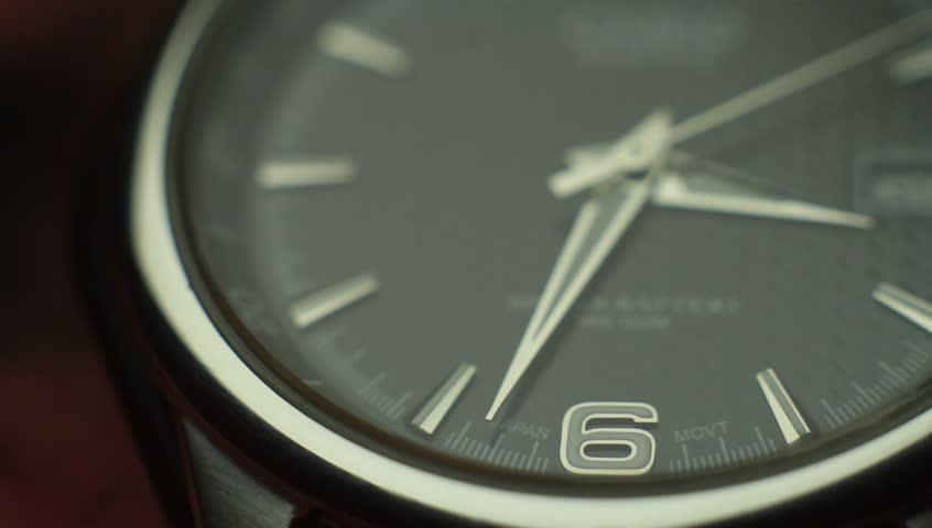 Header of wristwatch