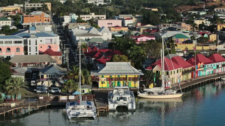 St Johns, Antigua - Jan 2014 Antigua Women Tourist -8571