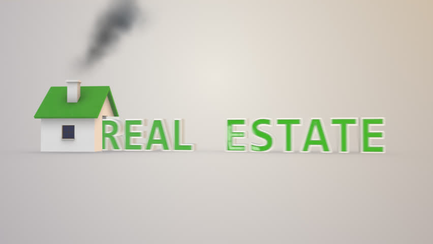 Animated Words Real Estate