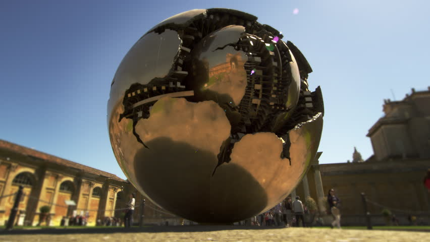 ROME, ITALY - MAY 5, 2012: Time lapse of