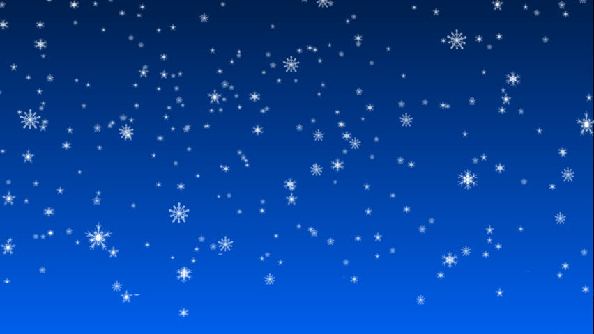 Christmas snowflakes with matte | Shutterstock HD Video #583261