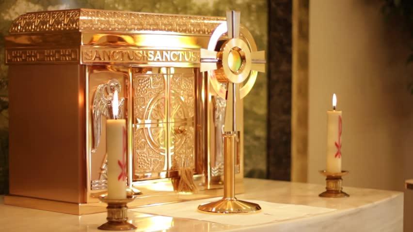 Header of tabernacle