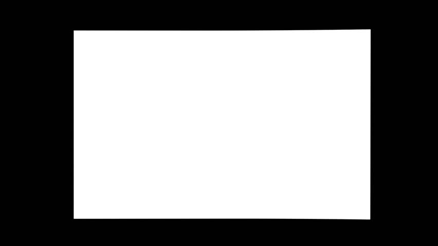 Turning white pages in notepad with alpha channel  --- Similar videos in my portfolio