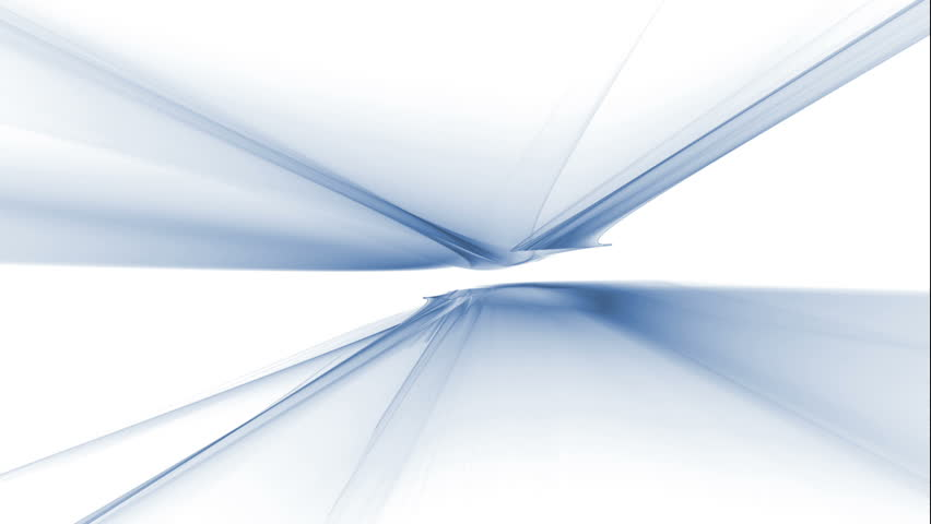 abstract blue horizon stretching off to infinity  on white background , animated  illustration, 30fps, HD1080, seamless loop