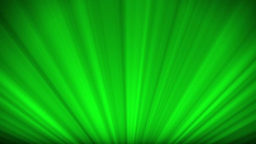 Footlights Green Abstract Background Loop 1