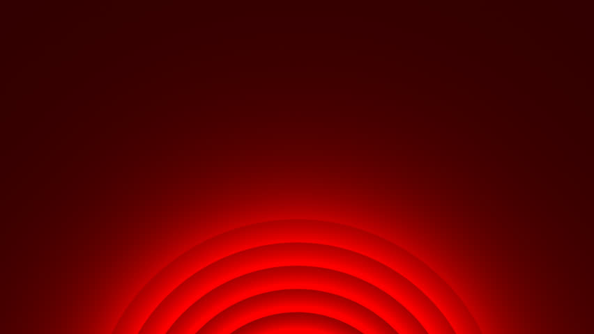 Deco Deep Red Looping Abstract Background 12 lossless png