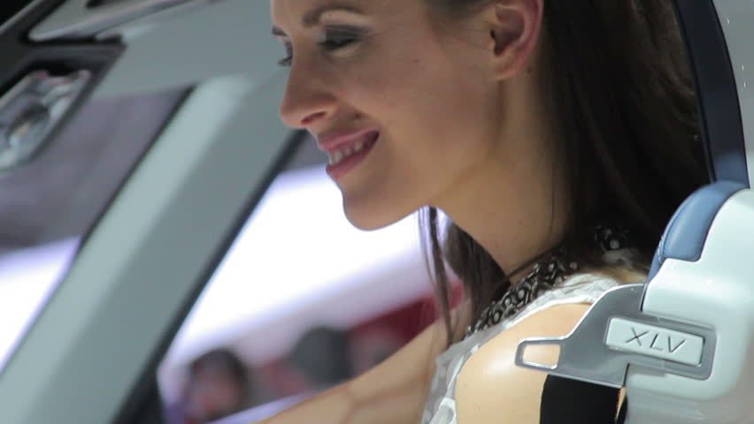 Shveytsariya.Zheneva. March 4-7 2014: 84th International Motor Show in Geneva. startech | Shutterstock HD Video #6112601