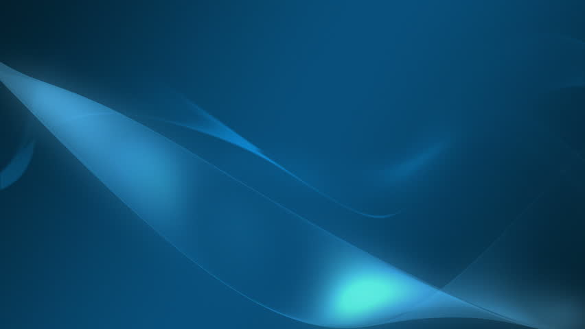 ANIMATED BACKGROUND - Glass waves twist and intersect against a subtle teal color background.