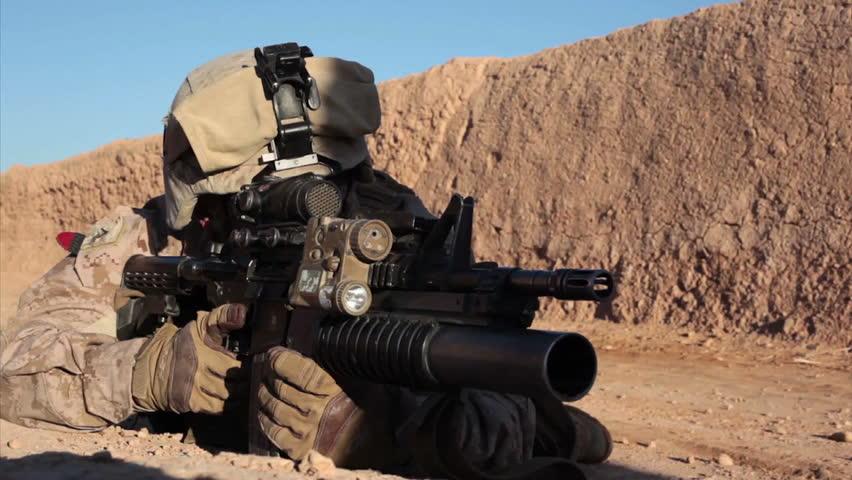 Circa 2010s - U s  Army Stock Footage Video (100% Royalty-free
