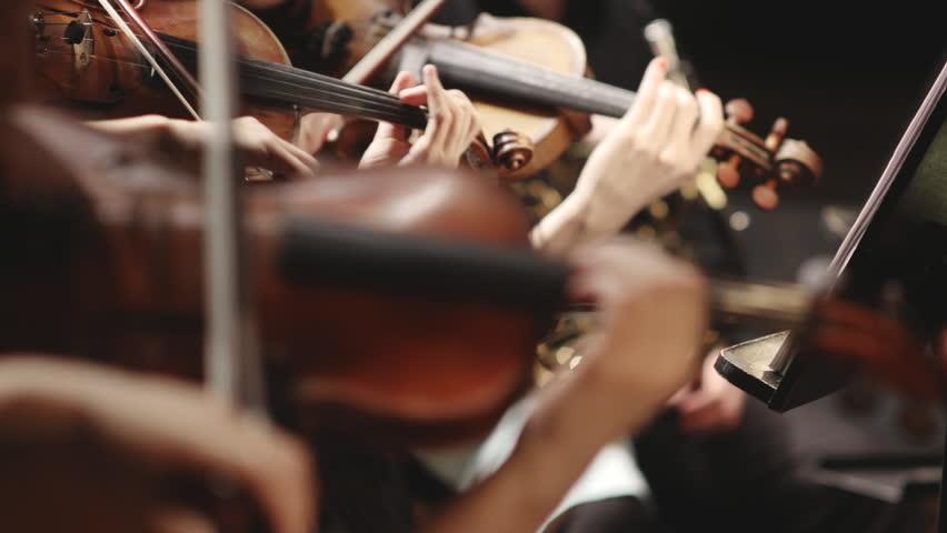 Symphony orchestra   Shutterstock HD Video #6266207