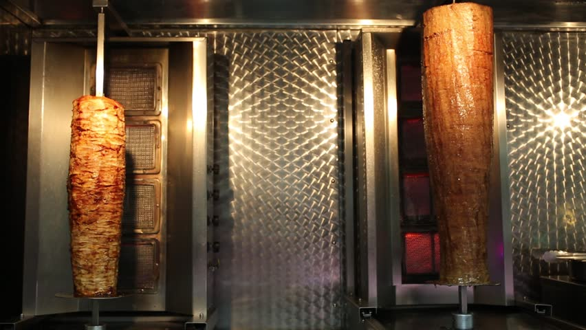 Kabab Shop, Lamb Donna Spinning, Meat, Halal